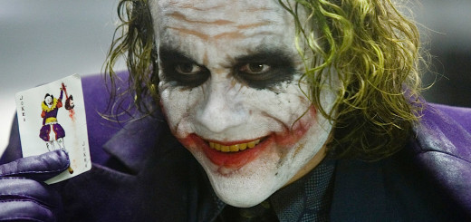 The Joker – The Dark Knight - Best Villains