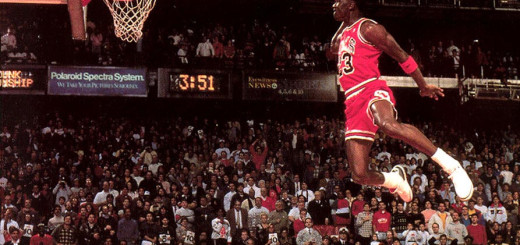 Best NBA Players of all time - Michael Jordan