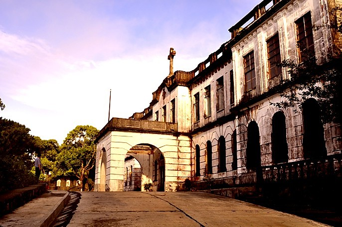 Most Haunted Places - Dominican Hill, Baguio City, Philippines