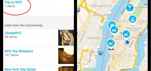 hidden features of foursquare plan future trips