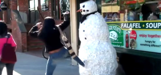 Funny Pranks performed in Public