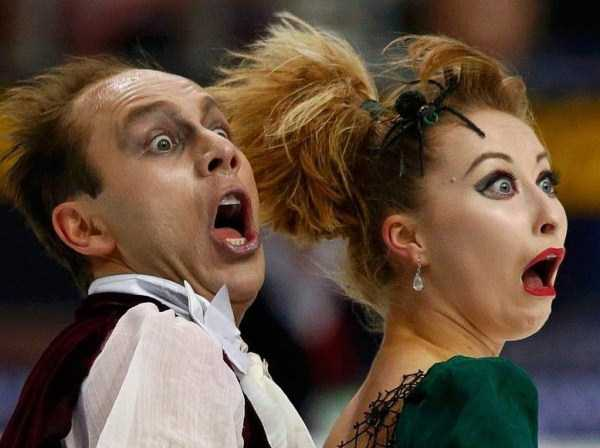 Extremely Hilarious Sports Photos