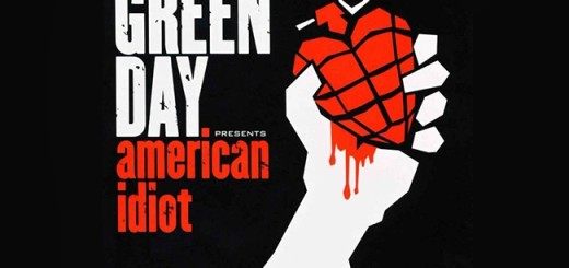 American Idiot - Best Comeback albums - Green Day