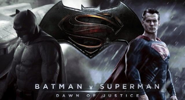 Movies to look for in 2016 - Batman vs Superman