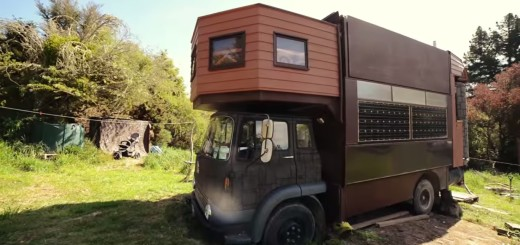 Small Truck Big House - amazing