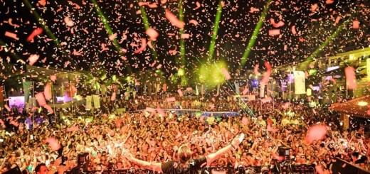 Top party Destinations in the world - Ibiza, Spain party