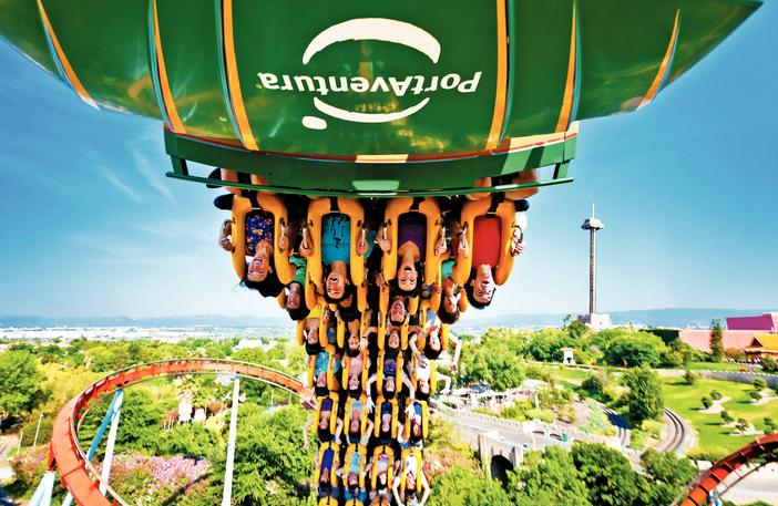 bes amusment parks from around the world - Port Aventura, Salou, Spain