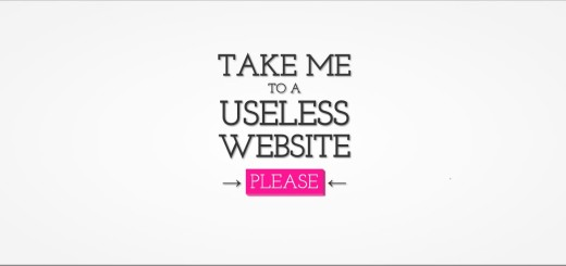 Addictive websites to loose track of time - The Useless Web
