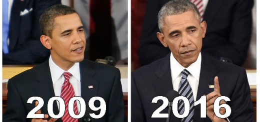 Presidents, Obama, different looks