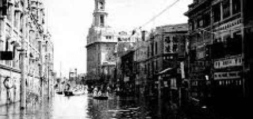 Tianjin Flood (1939)