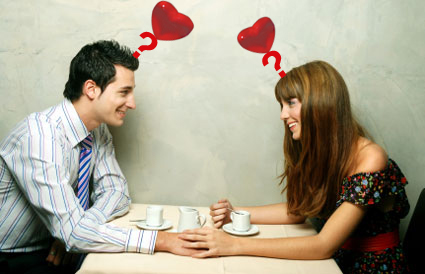 Dating, first date