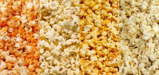 Reasons to eat popcorn