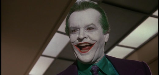 Best Joker performances - Jack Nicholson (Batman) 1989