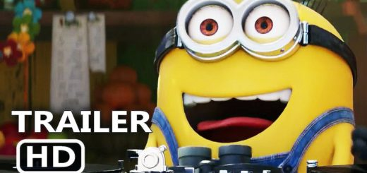 minions 2017, DESPICABLE ME 3 trailer