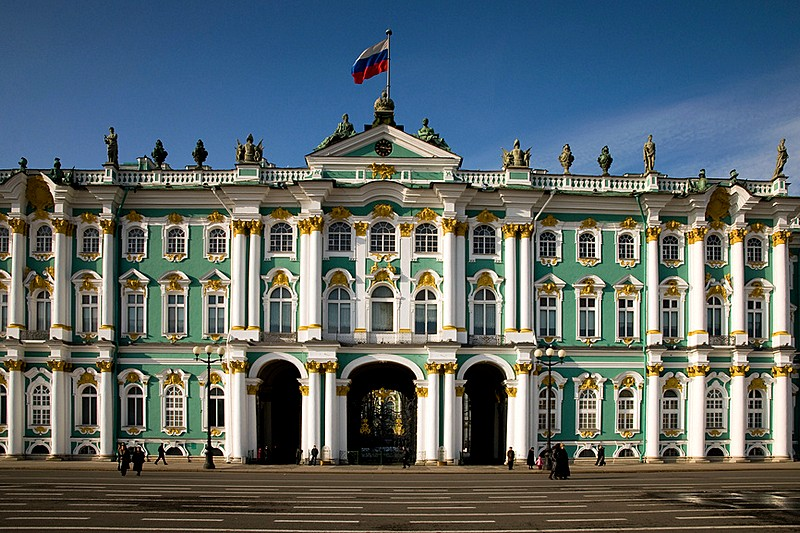 Best museums in world - State Hermitage, (St. Petersburg, Russia)