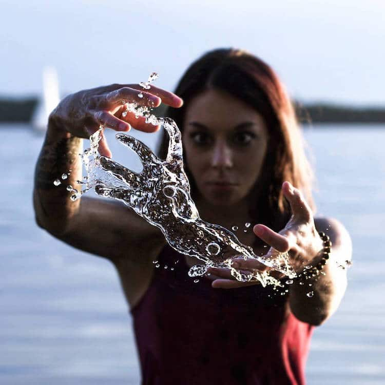 Water photography Manipulation by Kyle re-creative