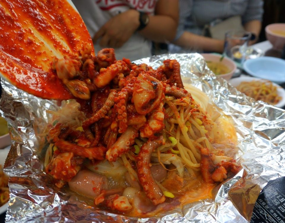 unusual foods of the world and seafood